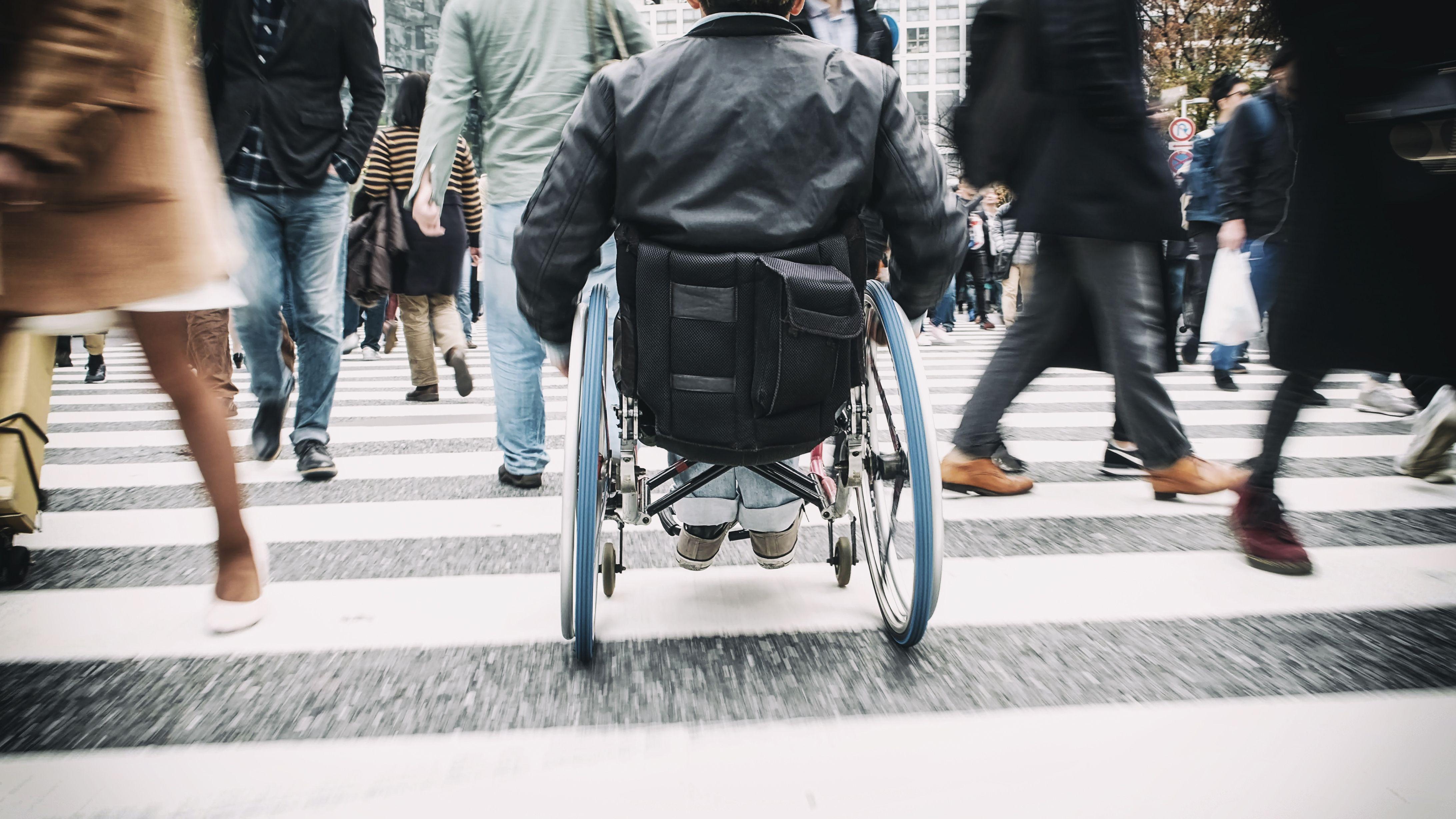 Alquiler y venta de sillas de ruedas en Urduliz