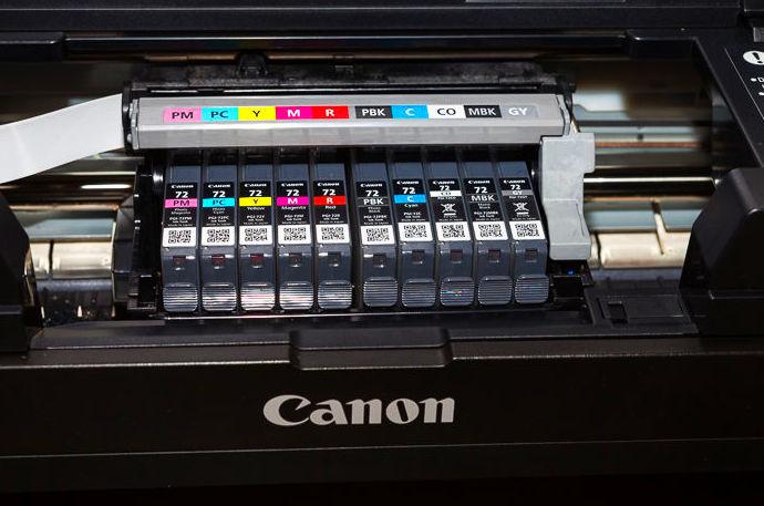 Home Equipo Prueba de la impresora Canon Pixma 10s, copias de ...