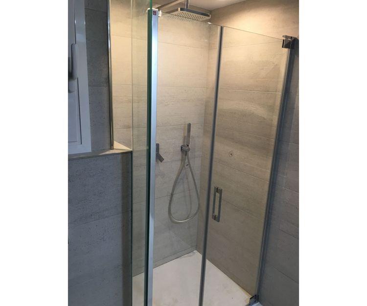 Mamparas de ducha en Viladecans