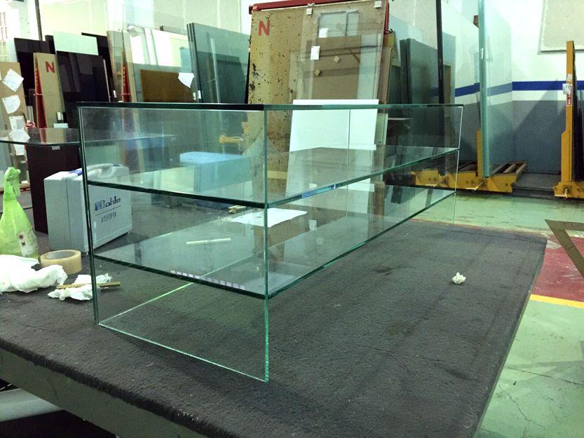 Trabajos de cristal por encargo