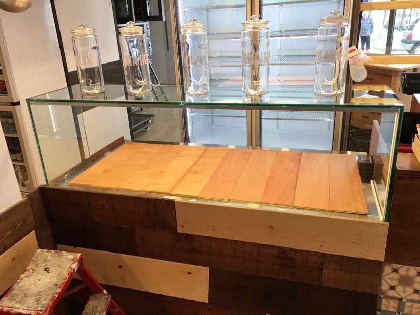Foto 41 de Carpintería de aluminio, metálica y PVC en Viladecans | Cristalería Jiménez