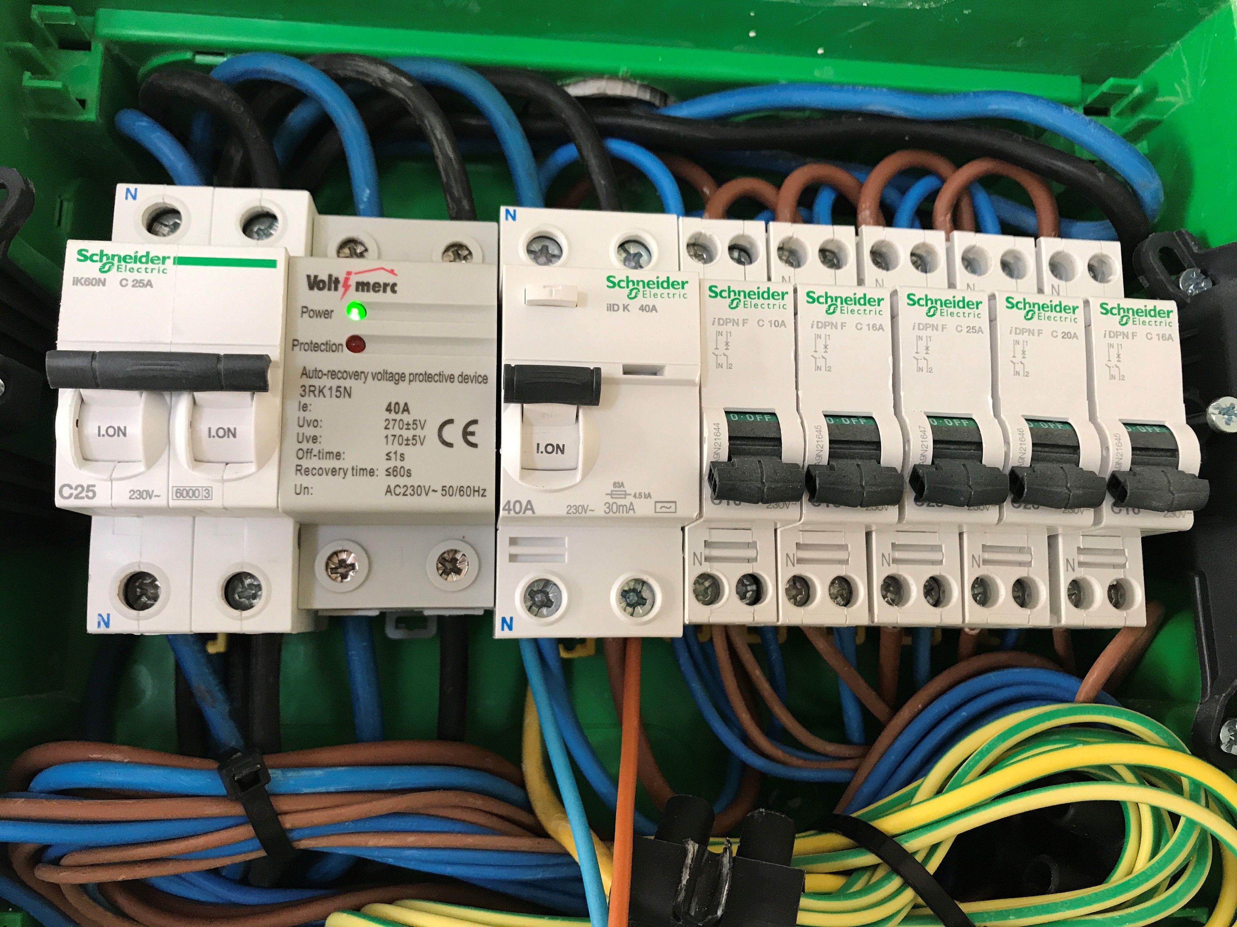 Expertos en instalaciones eléctricas