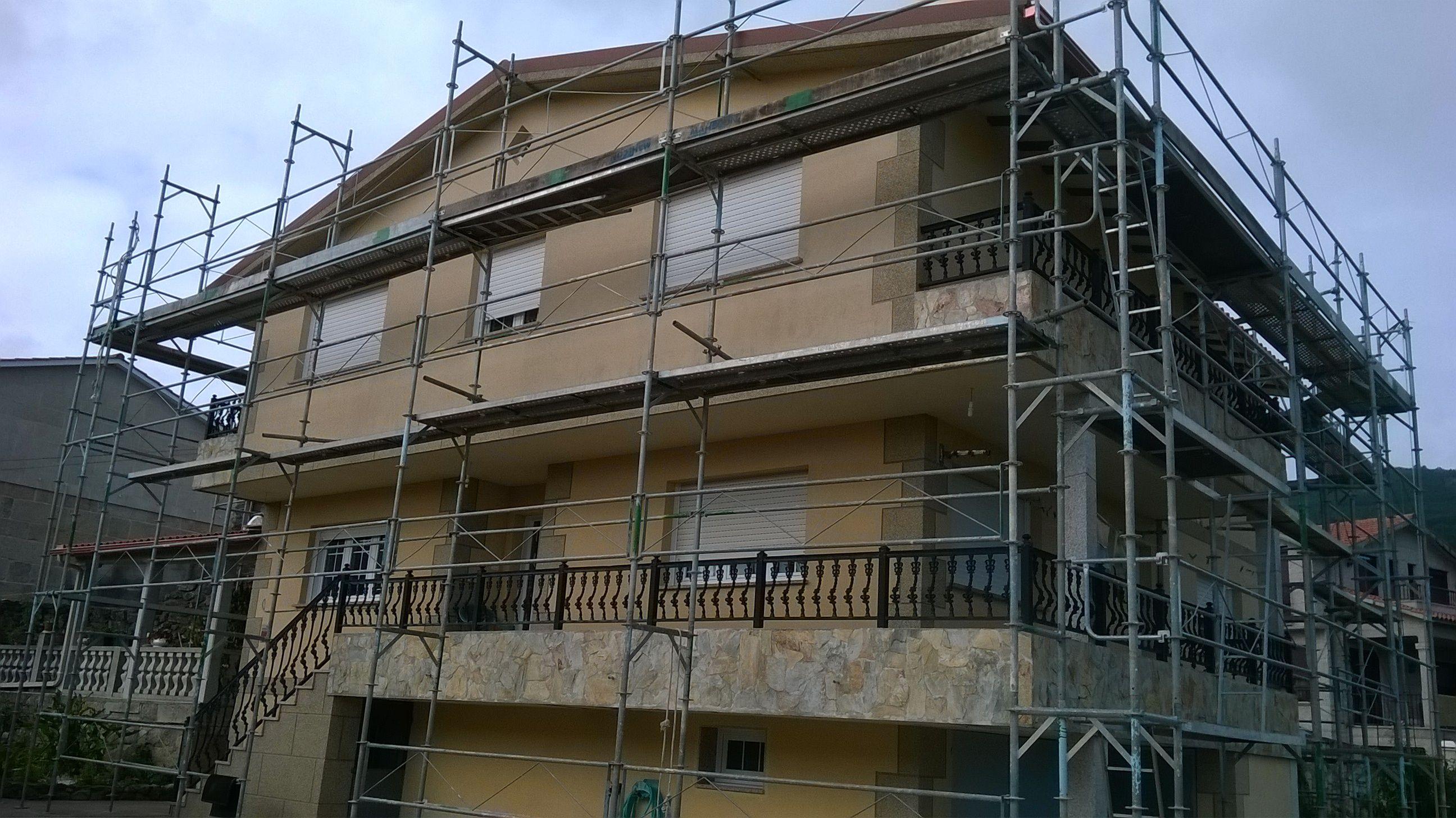 Foto 11 de Albañilería y reformas en Moaña | E.P.  Martiño