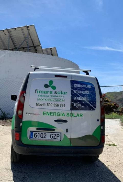 Energías renovables Málaga