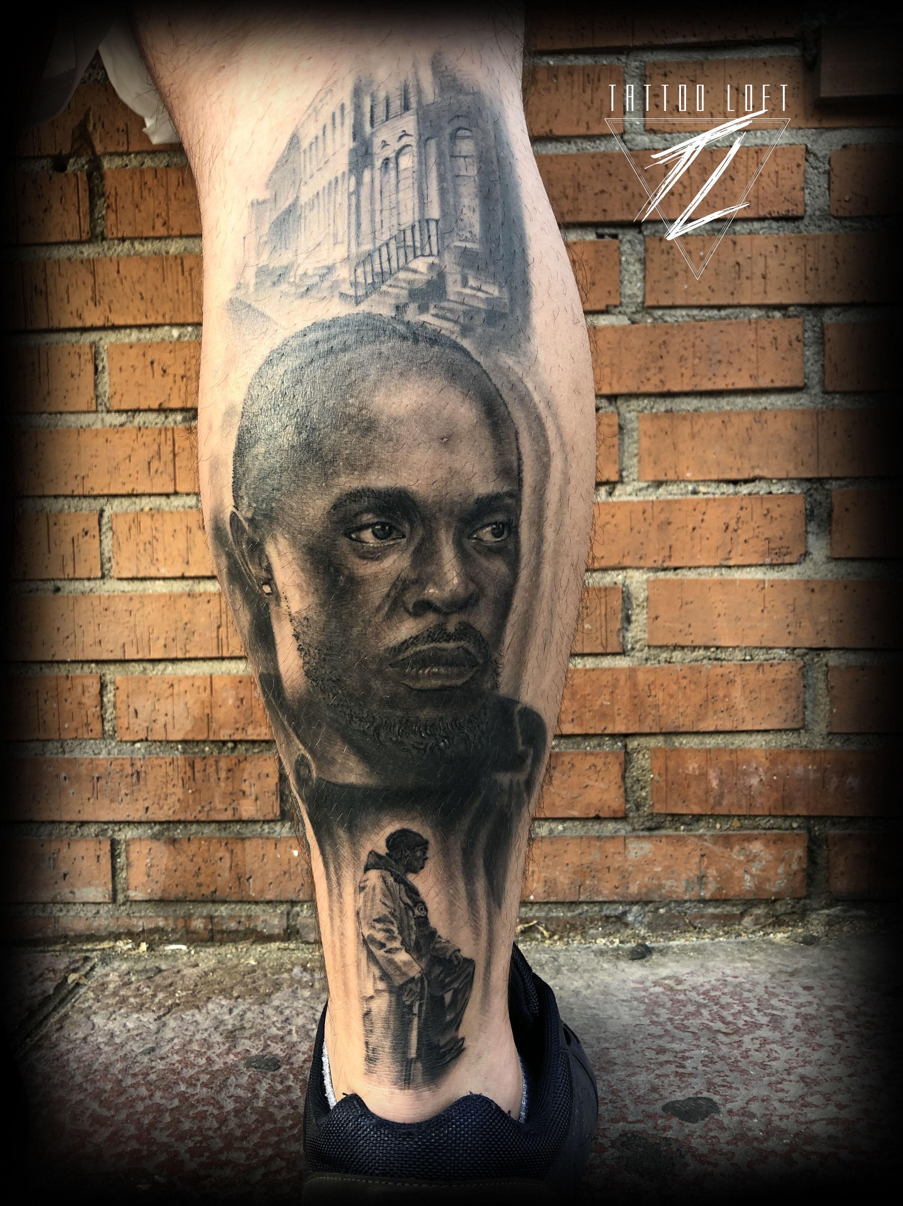 Tatuaje realismo Carabanchel