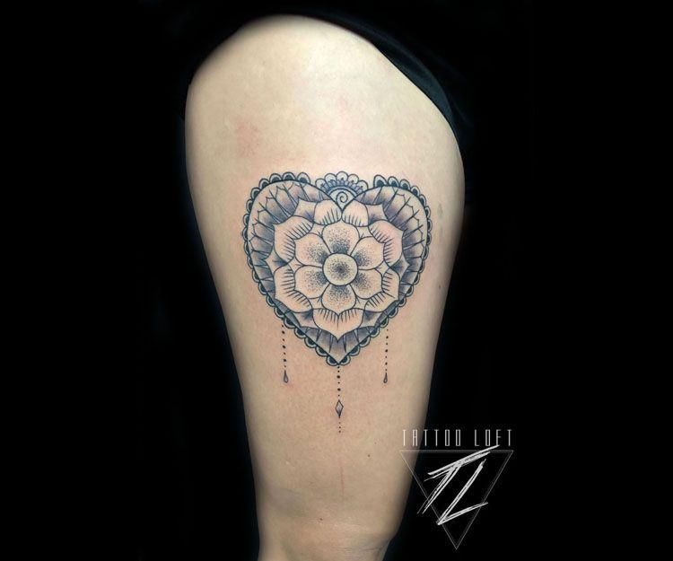 Picture 190 of Estudio artístico de tatuaje in  | Tattoo Loft