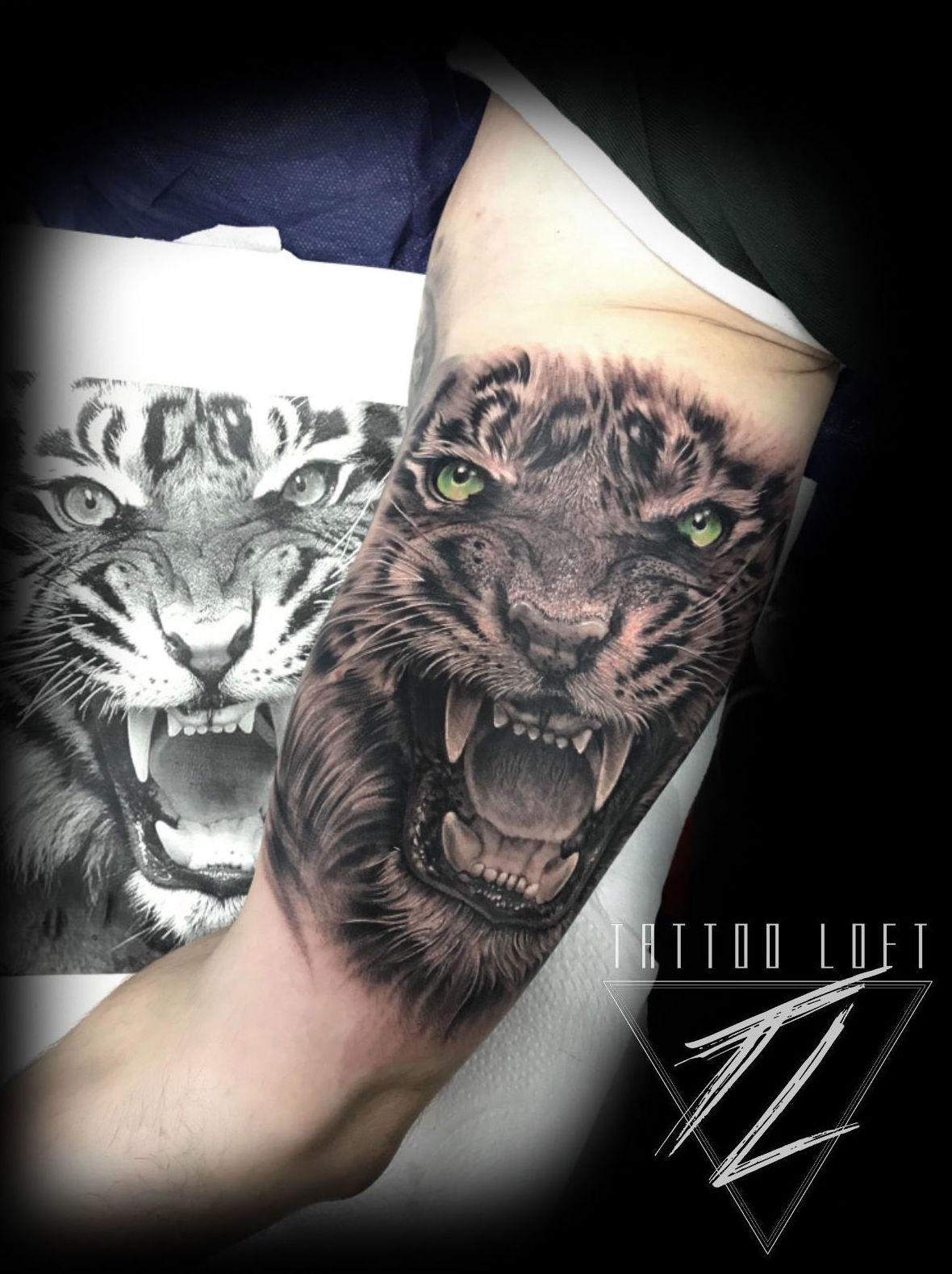 Tatuaje Realismo en Madrid