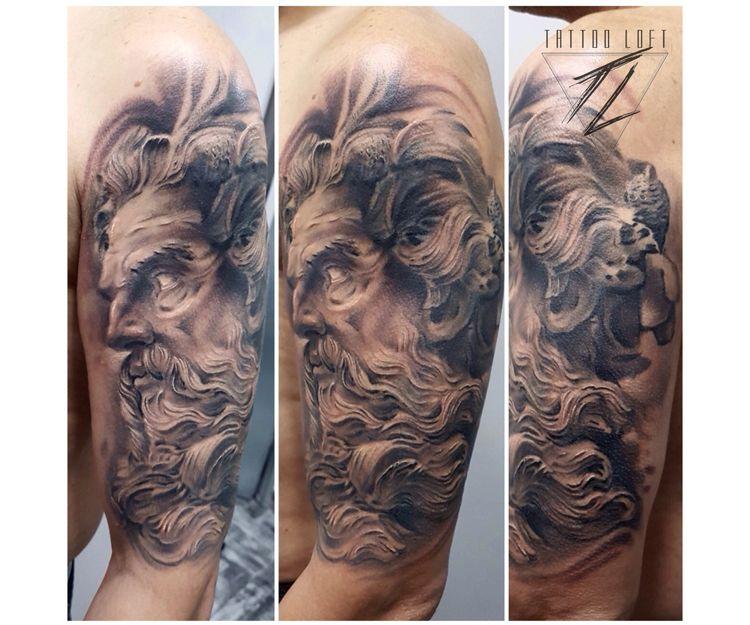 Tattoo Loft Carabanchel: Mateo