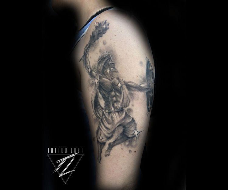 Foto 141 de Estudio artístico de tatuaje en  | Tattoo Loft