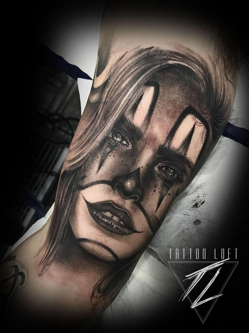 Tatuaje realismo personalizado Carabanchel