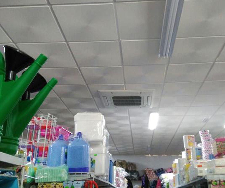 Instalación de aire acondicionado en locales