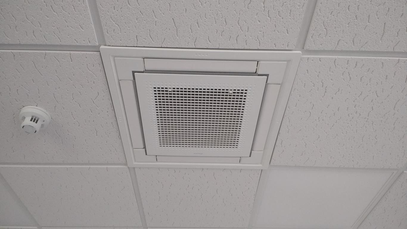 Reparación de aire acondicionado en Parla