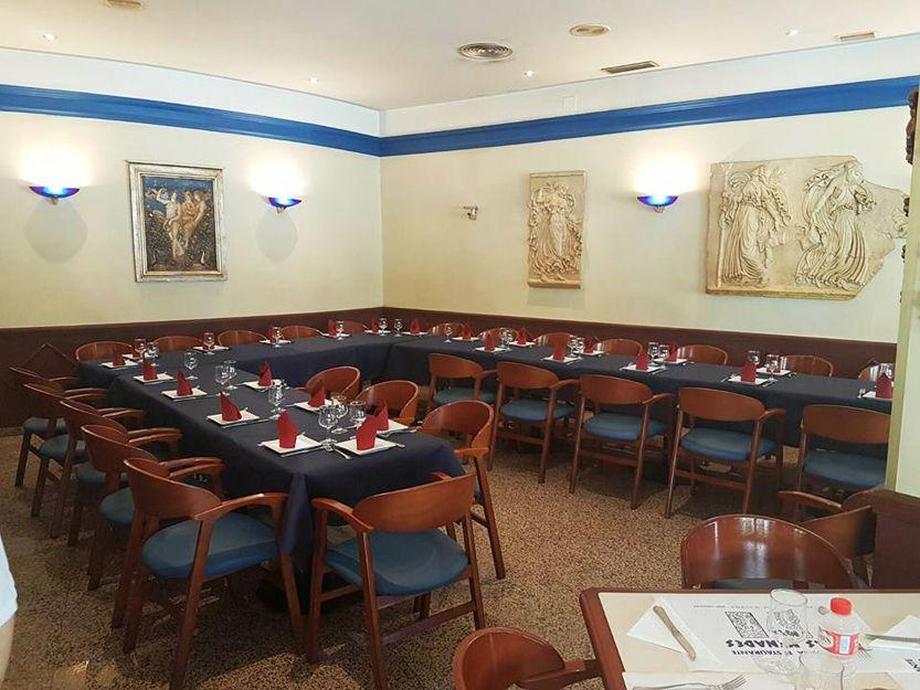 Restaurante para comuniones en Zaragoza