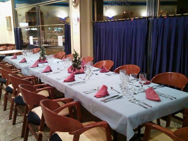 Restaurante para grupos en Zaragoza