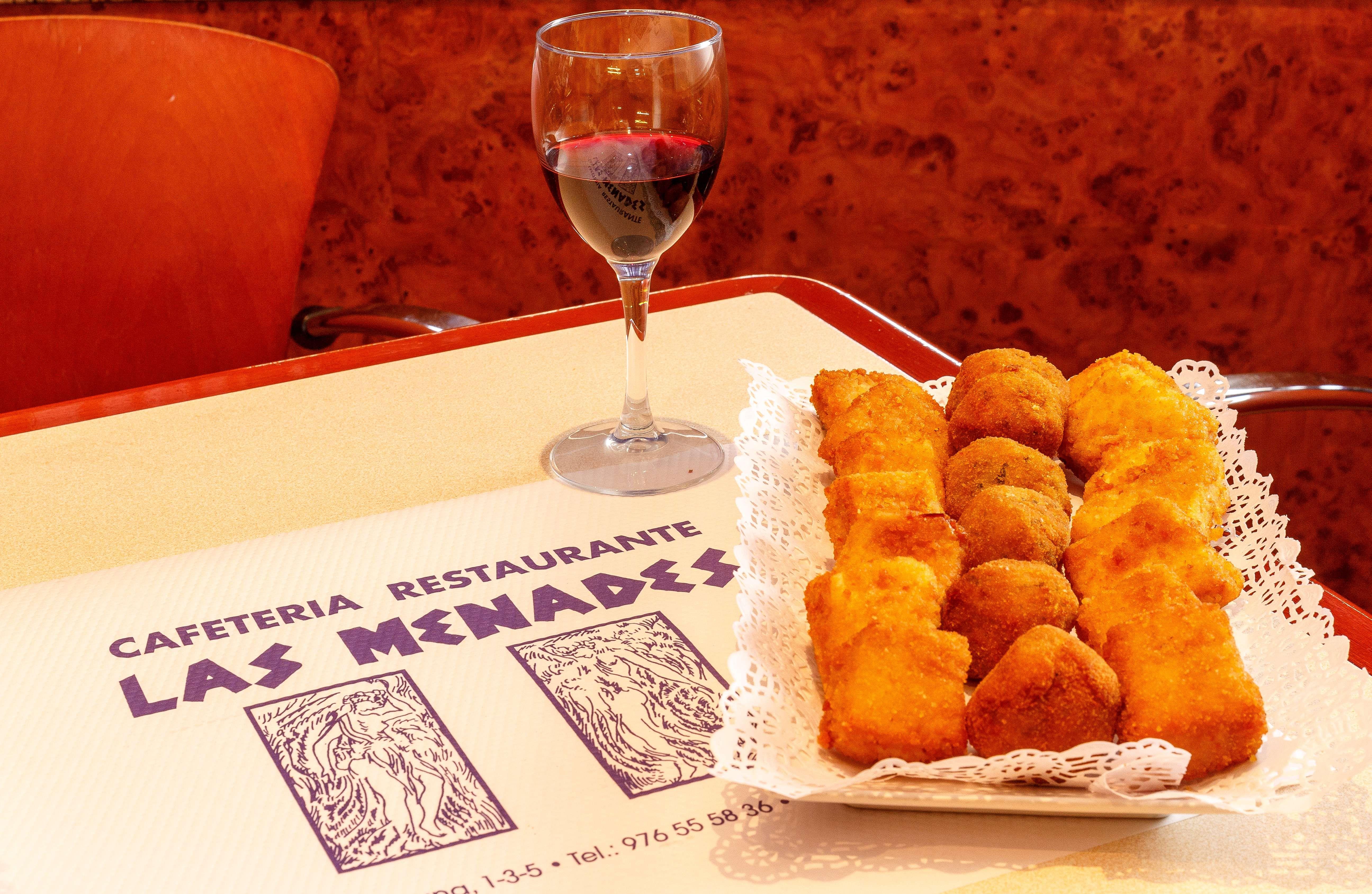 Cocina tradicional casera en Zaragoza