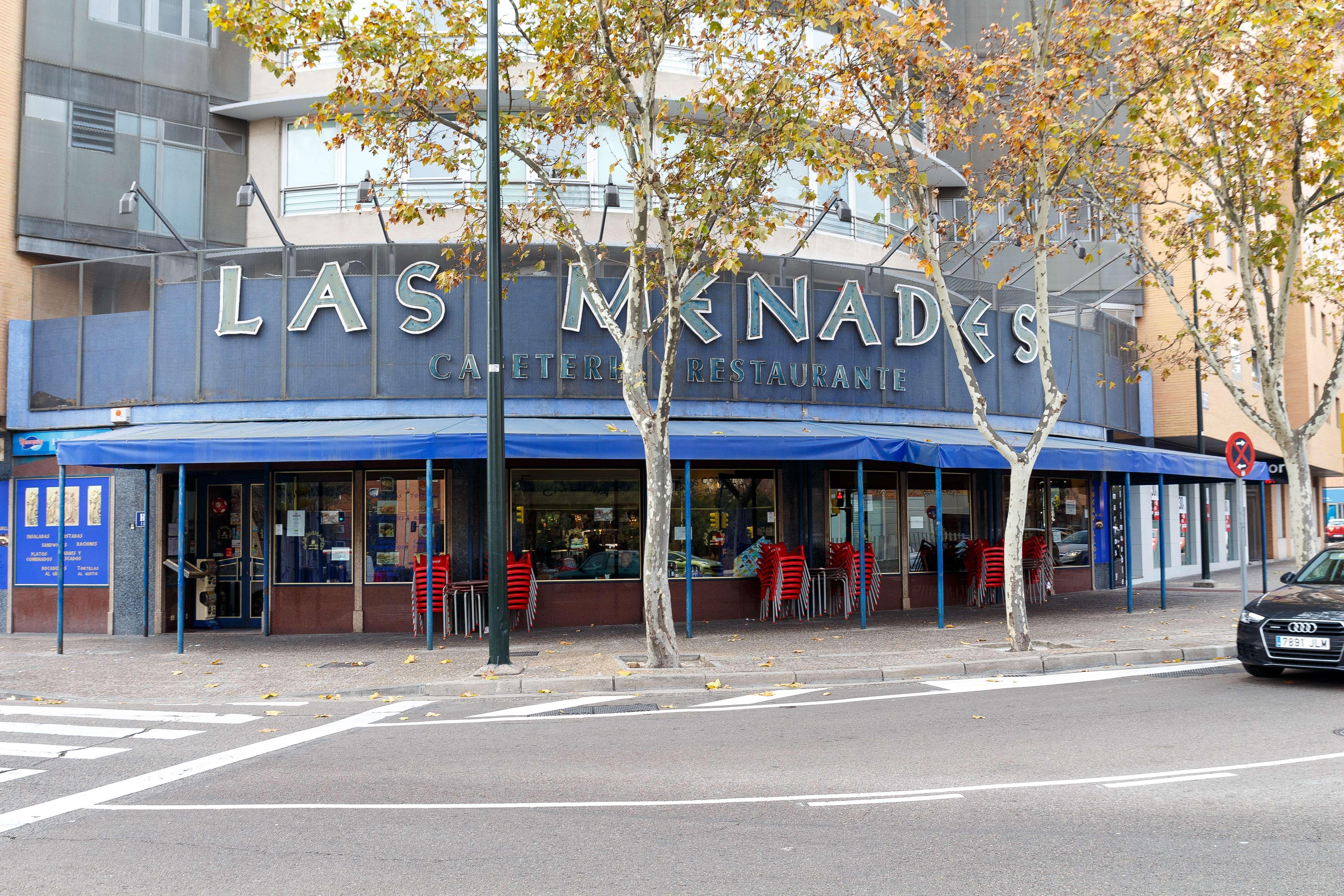 Restaurante Las Menades, Zaragoza