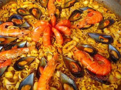 MENÚ SÁBADO: CARTA de Restaurante Las Menades