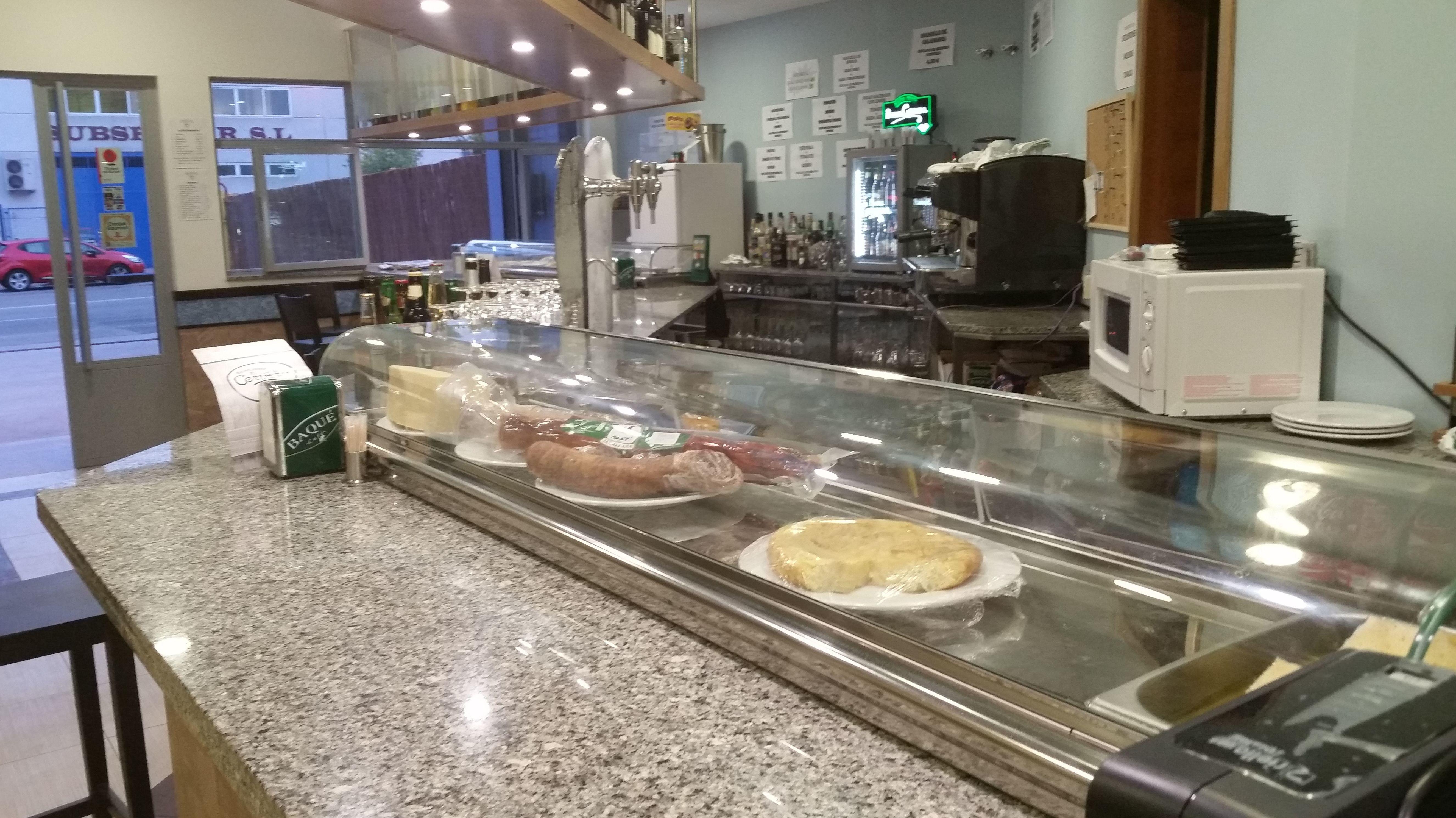 Tapas y raciones en Villaverde