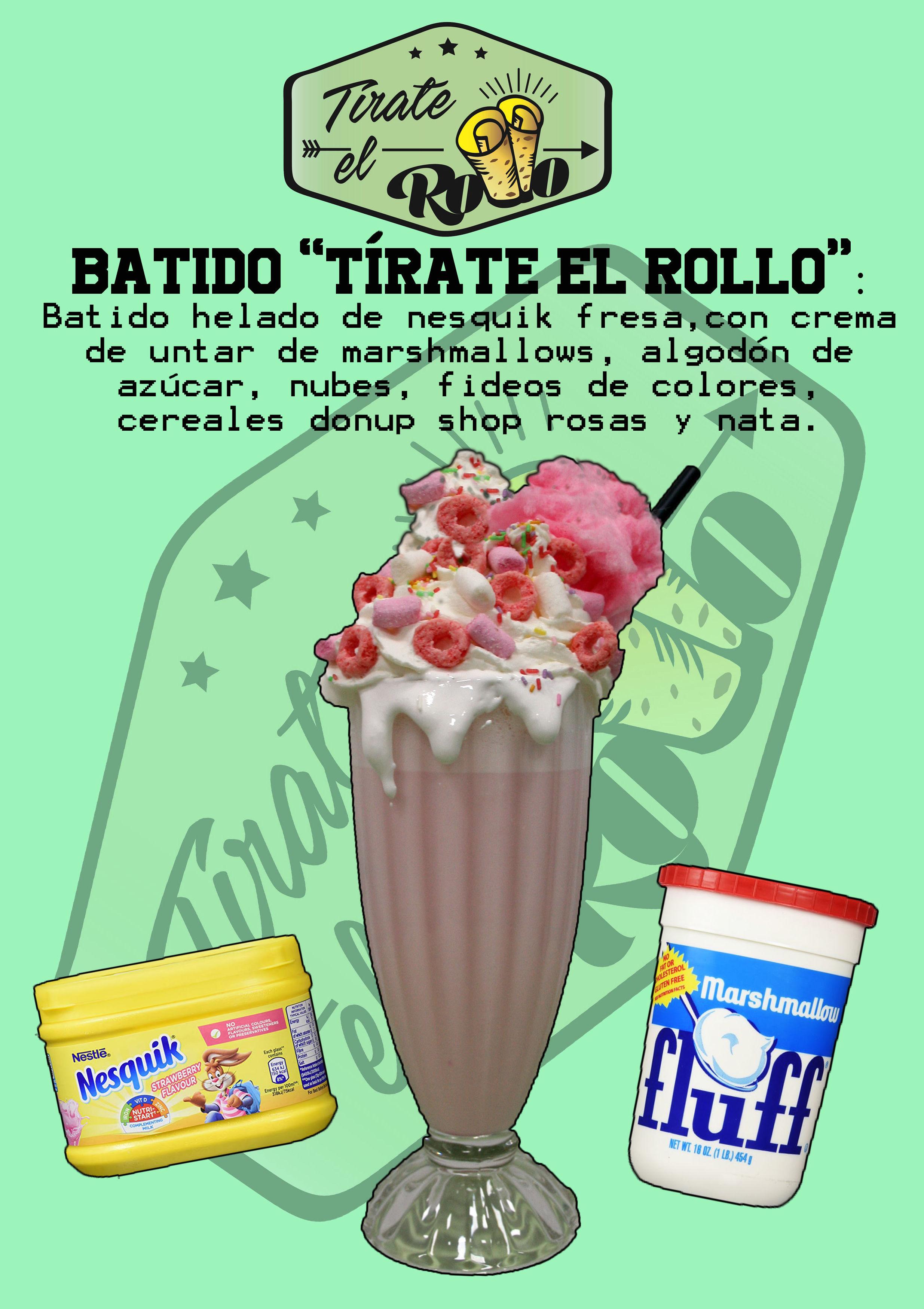 Foto 12 de Heladería y otros dulces en  | HELADERÍA TÍRATE EL ROLLO