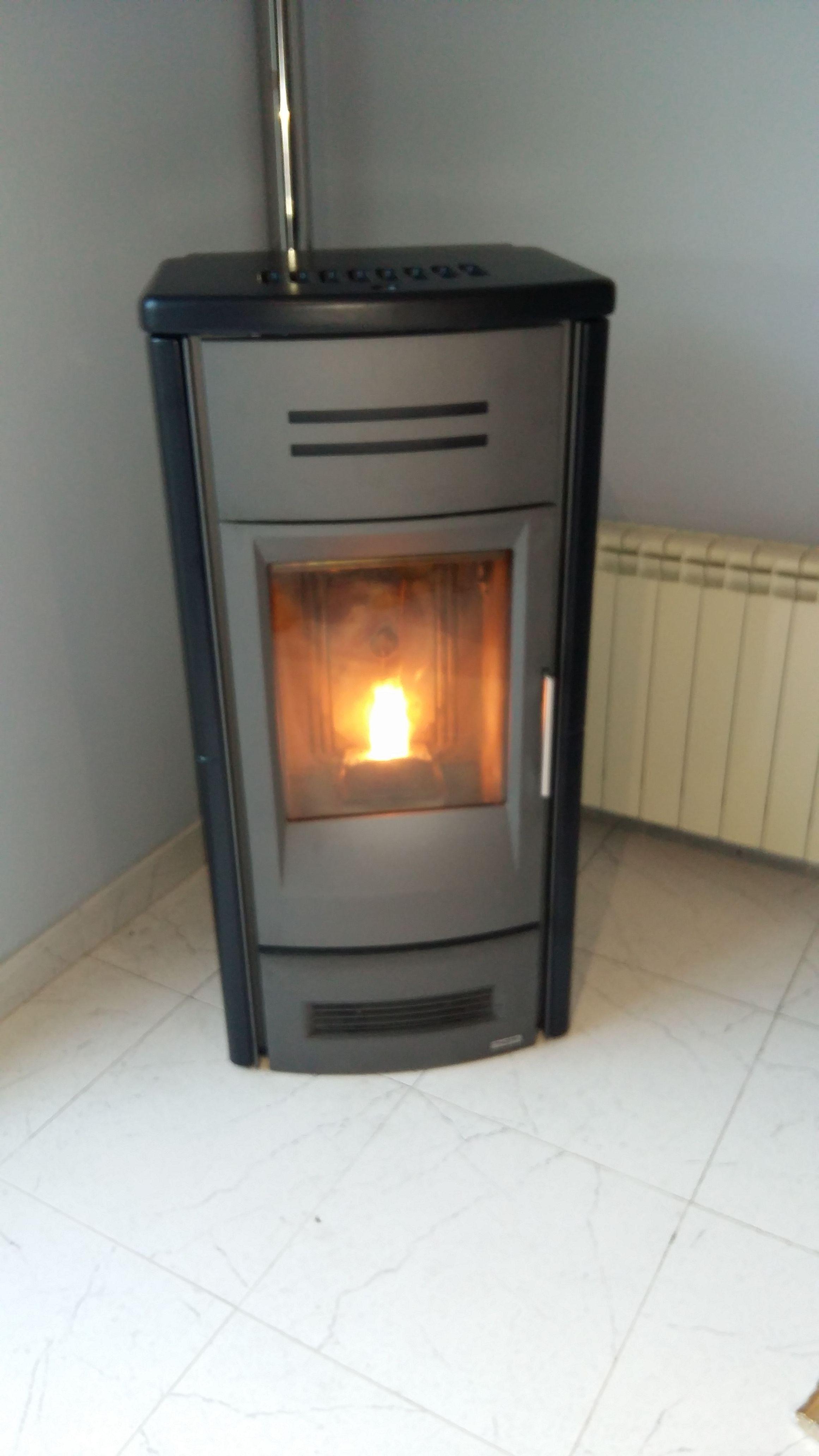 Instalación y reparación de estufas
