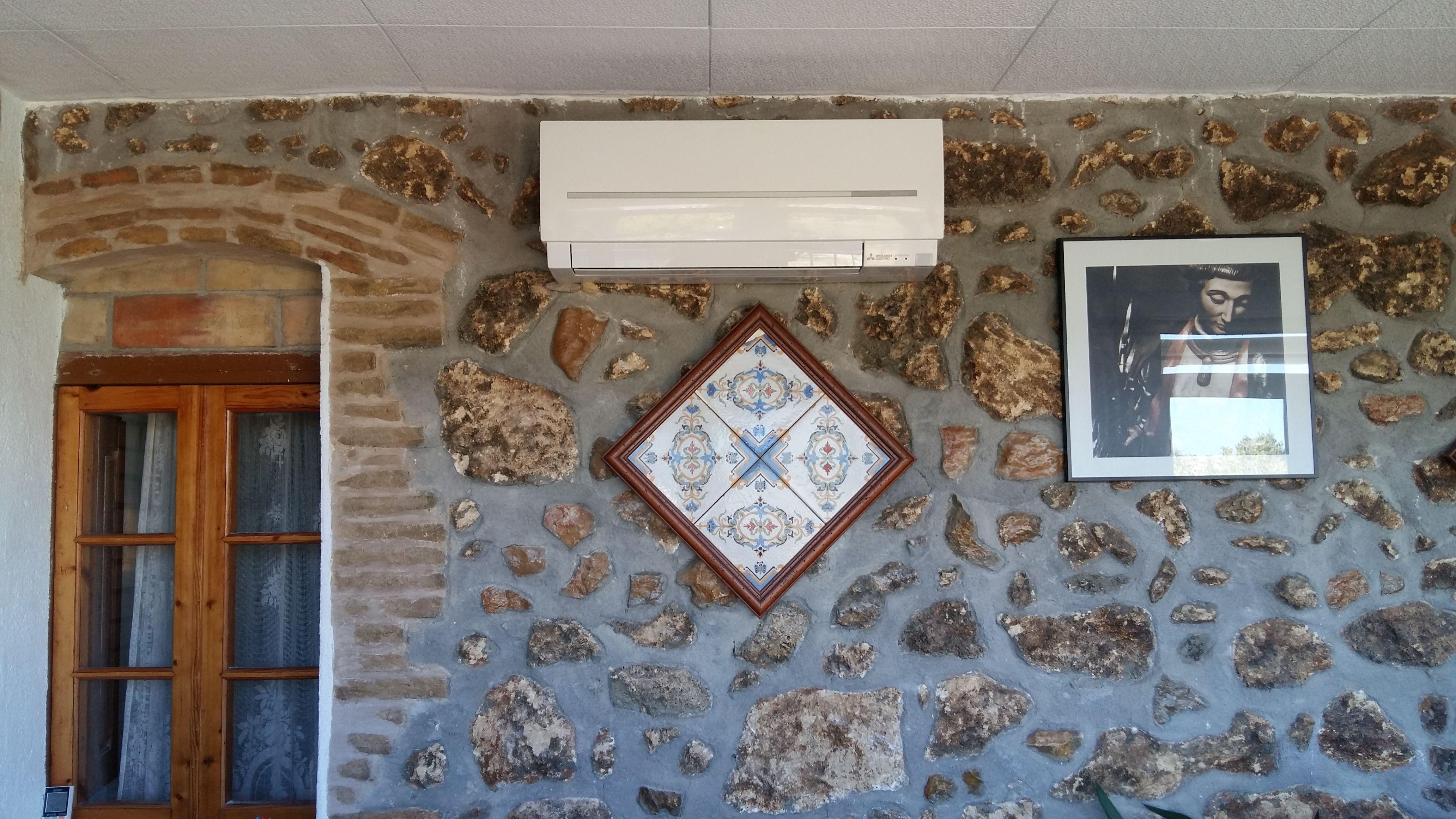 Aire acondicionado El Garraf