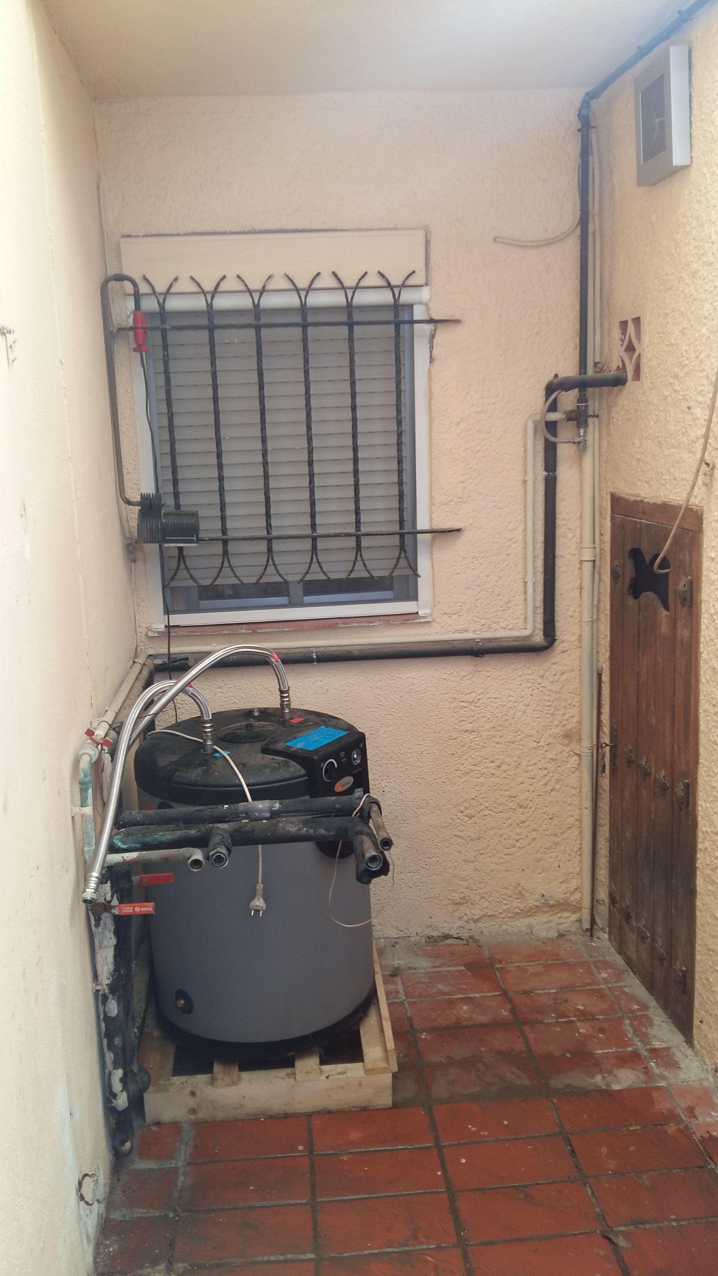 Calderas y calefacción en El Garraf