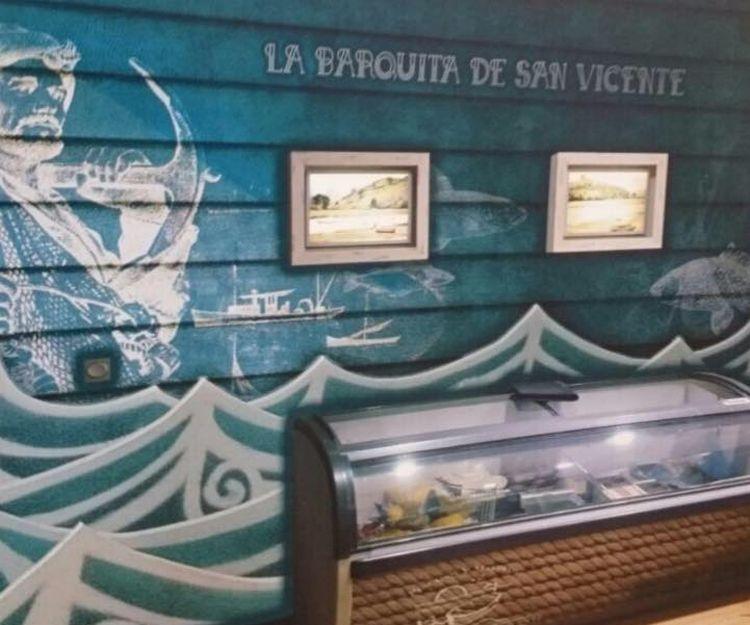 Mariscos frescos en Valladolid