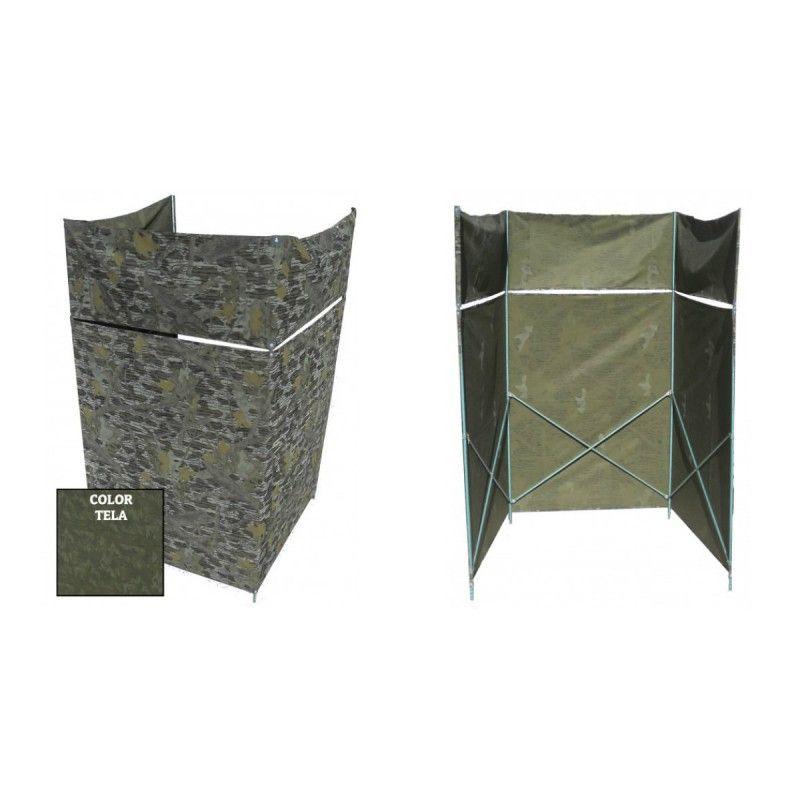 Pantalla 3 caras camuflaje, con acero ligero: Tienda online de Artículos de Caza