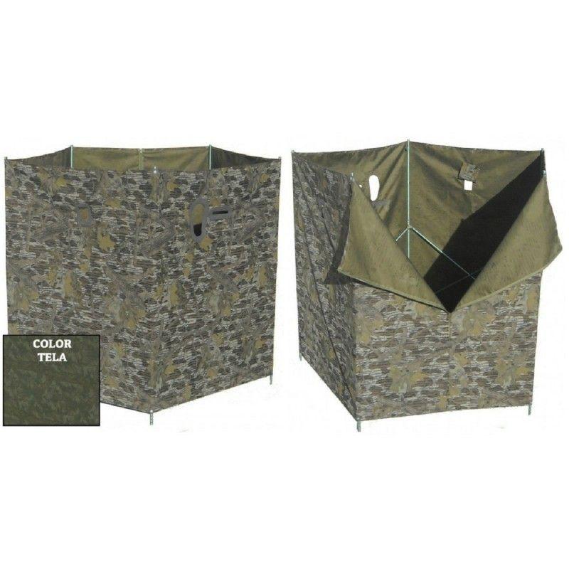 Puesto 5 caras camuflaje, fabricado en acero ligero: Tienda online de Artículos de Caza