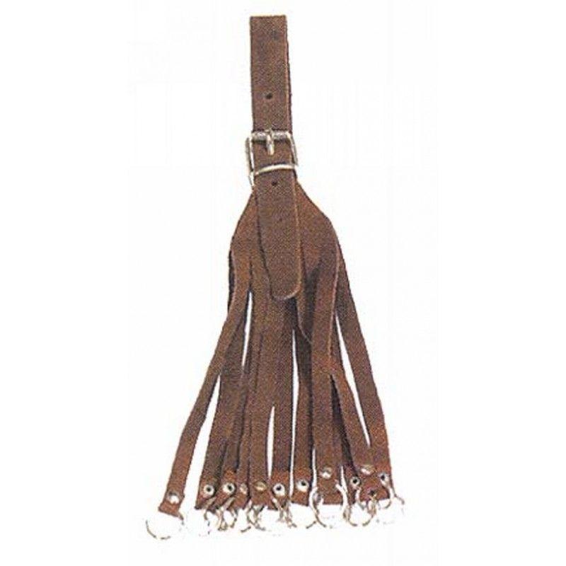 Porta cazas serraje con 12 ramales, artesanal: Tienda online de Artículos de Caza