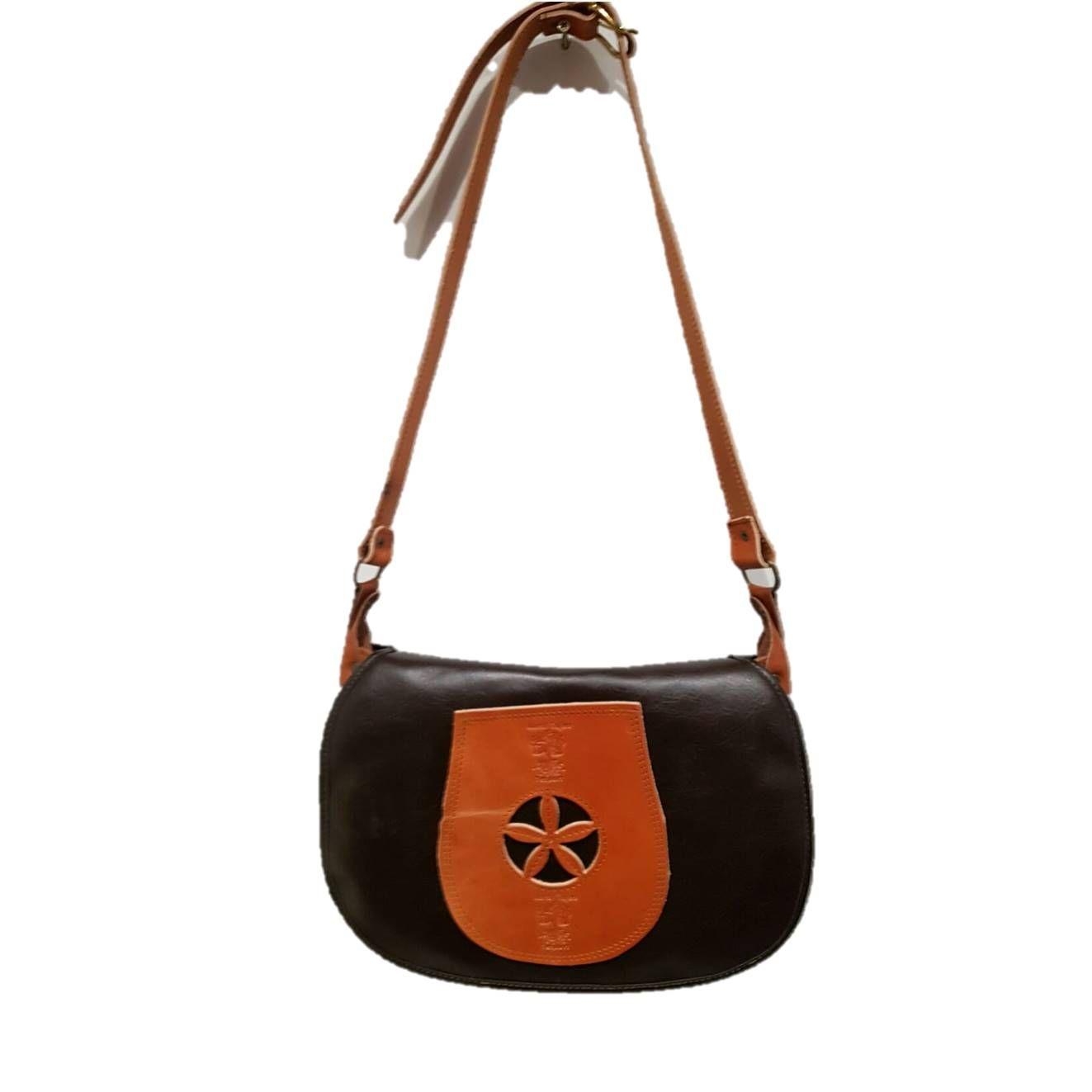 Morral trufero de piel artesanal con compartimentos y bolsillos: Tienda online de Artículos de Caza