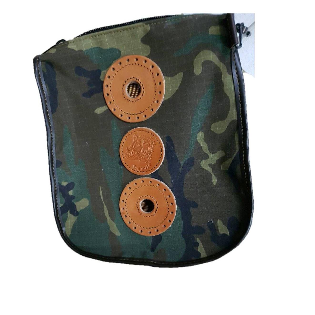 Bolsa cinturón transportín hurón en color camuflaje: Tienda online de Artículos de Caza