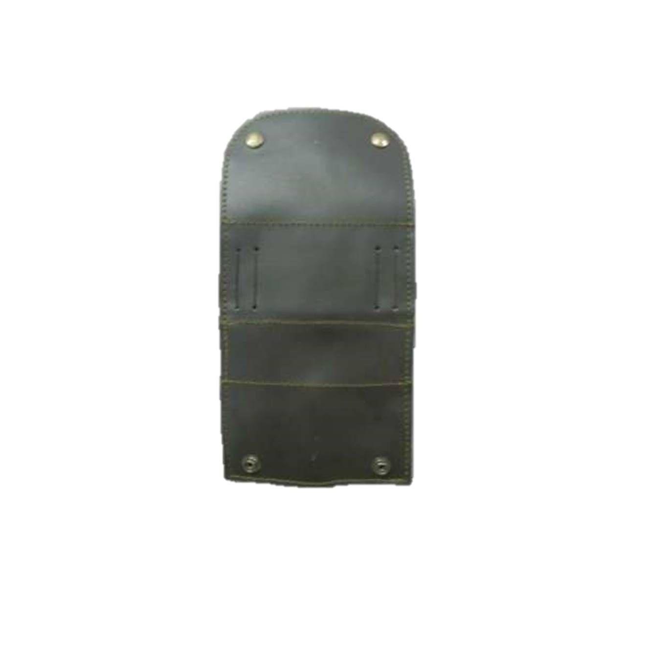Cartuchera de piel para llevar polichokes 10 cartuchos: Tienda online de Artículos de Caza