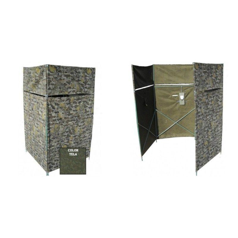 Pantalla 4 caras camuflaje, con acero ligero: Tienda online de Artículos de Caza