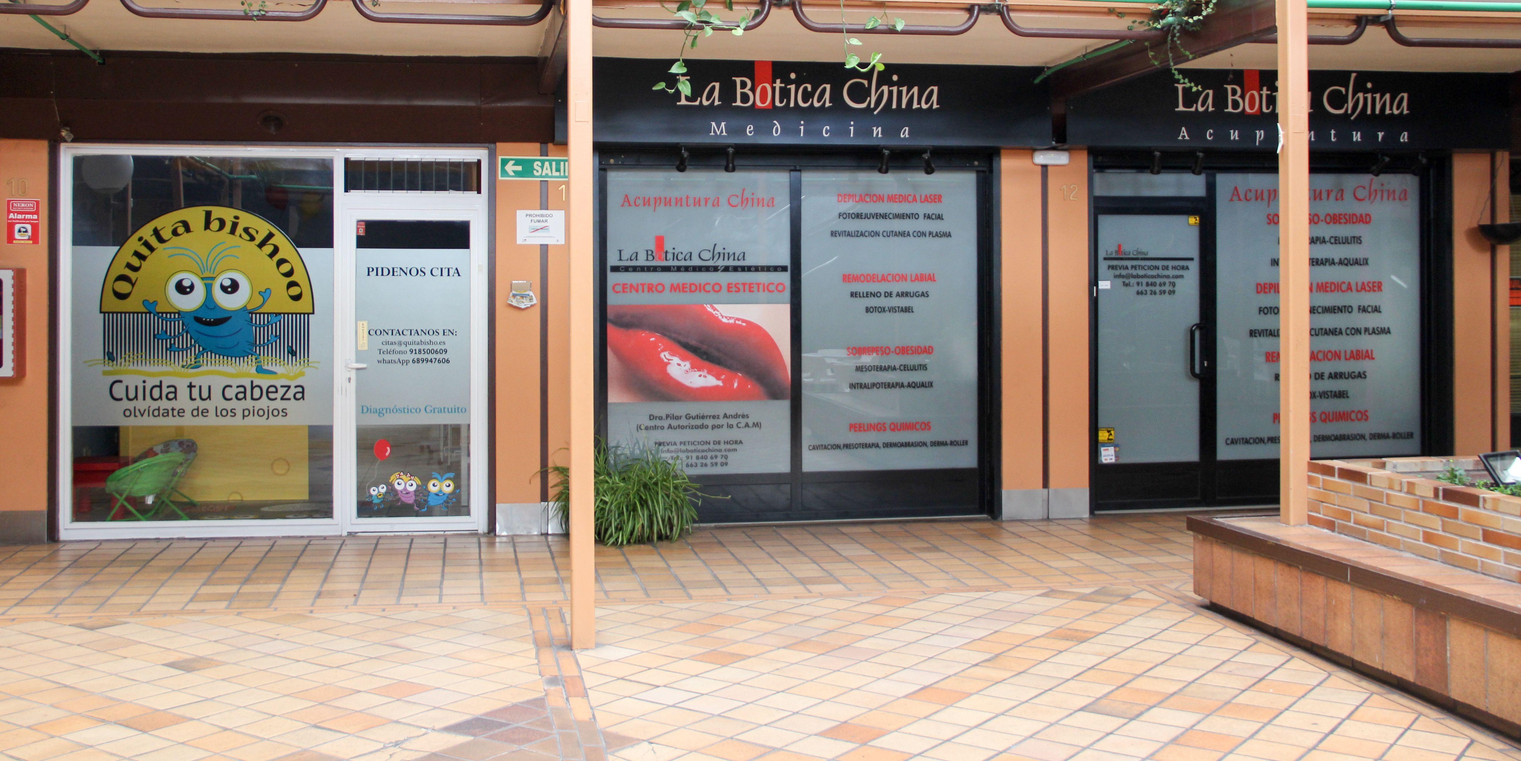 Acupuntura en el Centro Comercial Zoco de Villalba