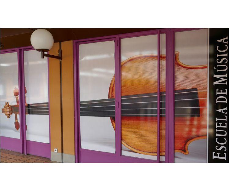 Local para escuela de música