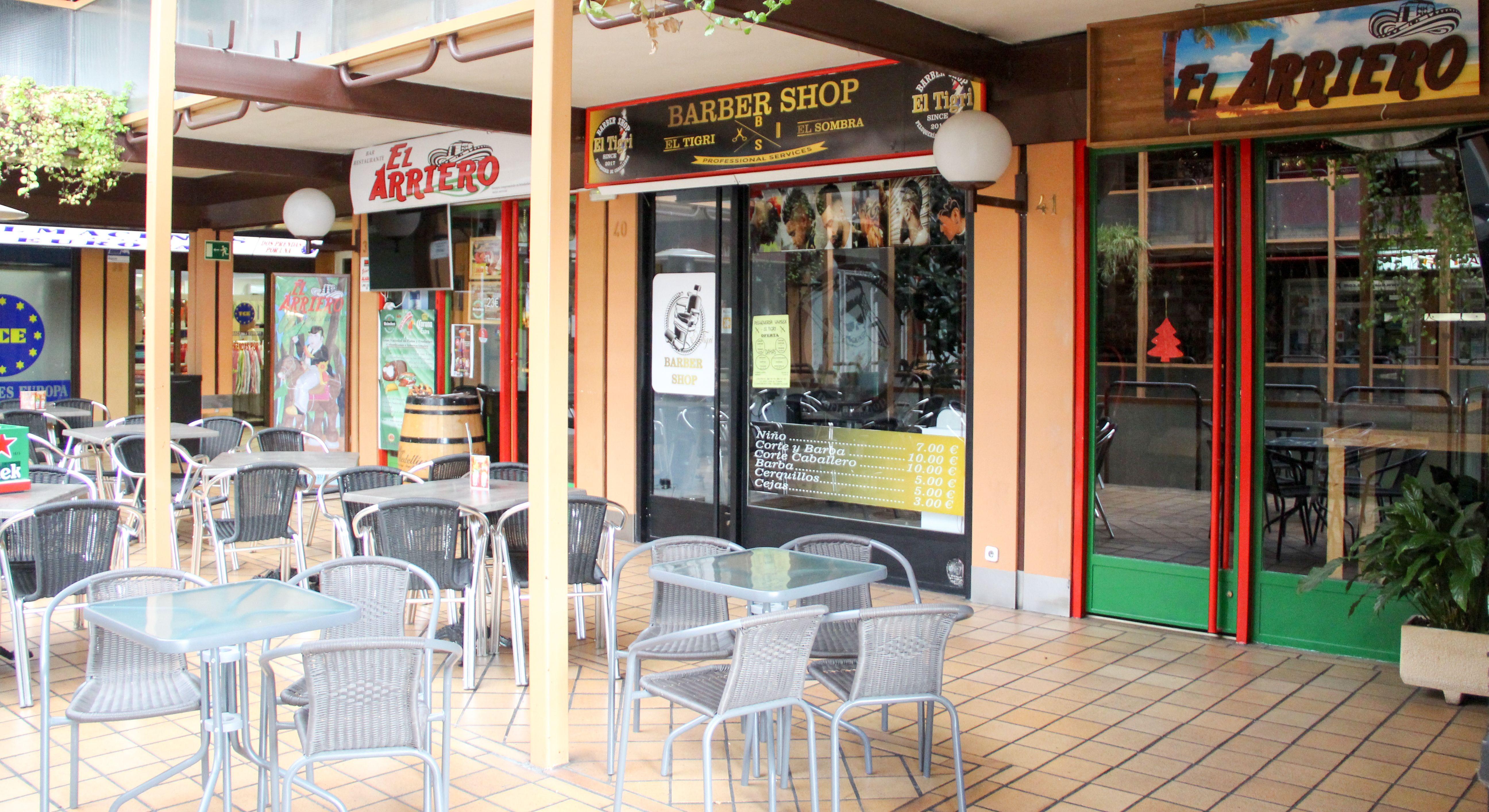 Tiendas y restaurantes en el Centro Comercial Zoco de Villalba