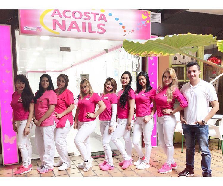 Acosta Nails
