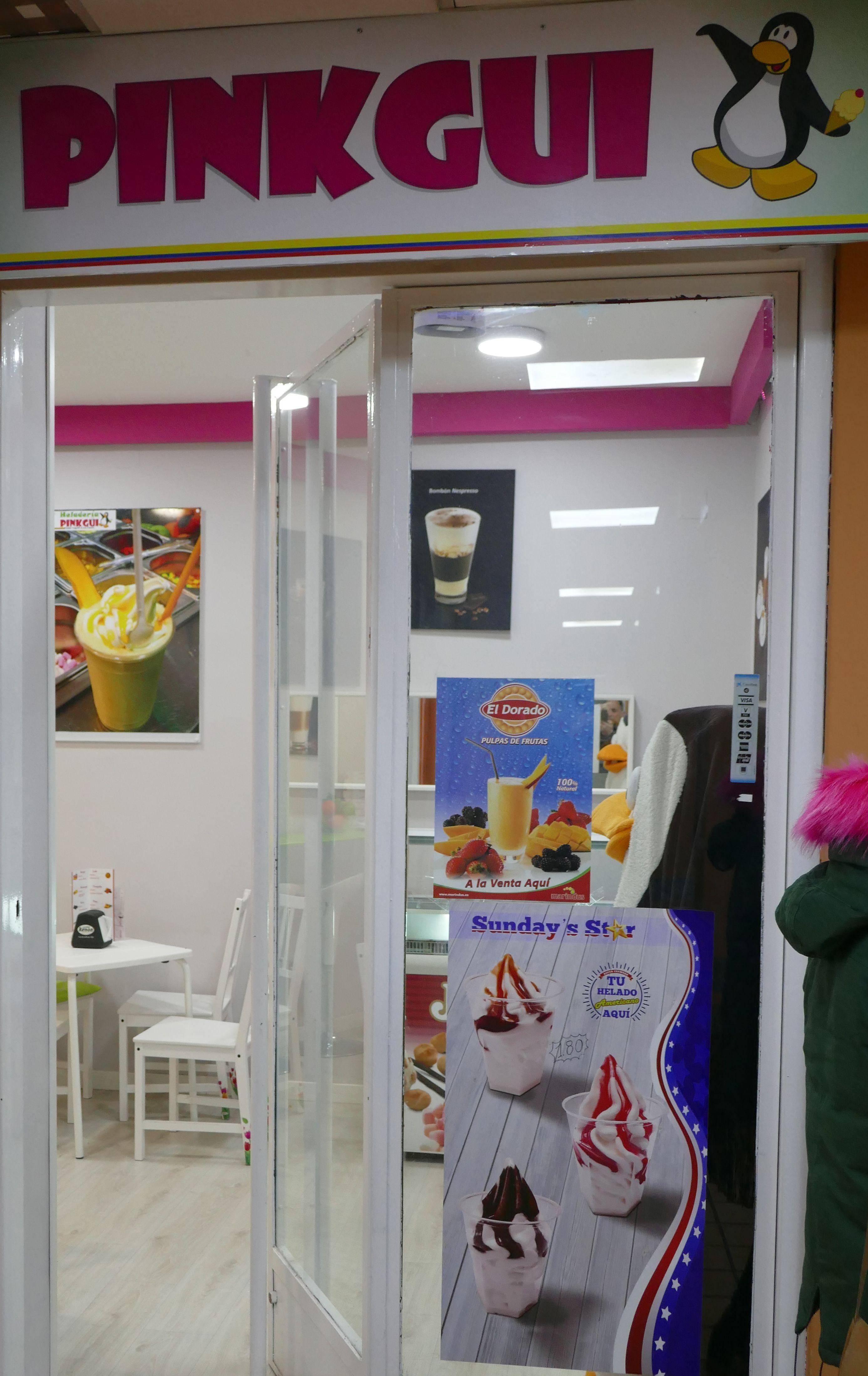 Pink Gui: Nuestros locales de Zoco Villalba
