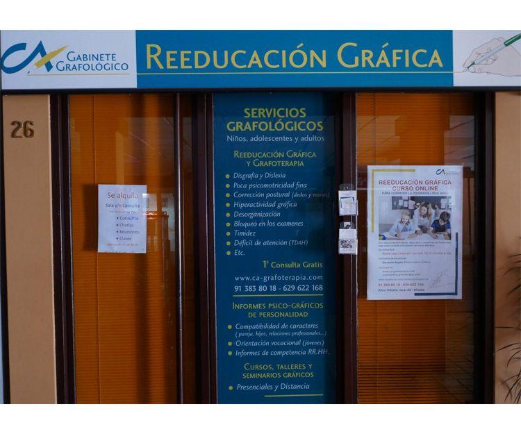 Centro de grafología