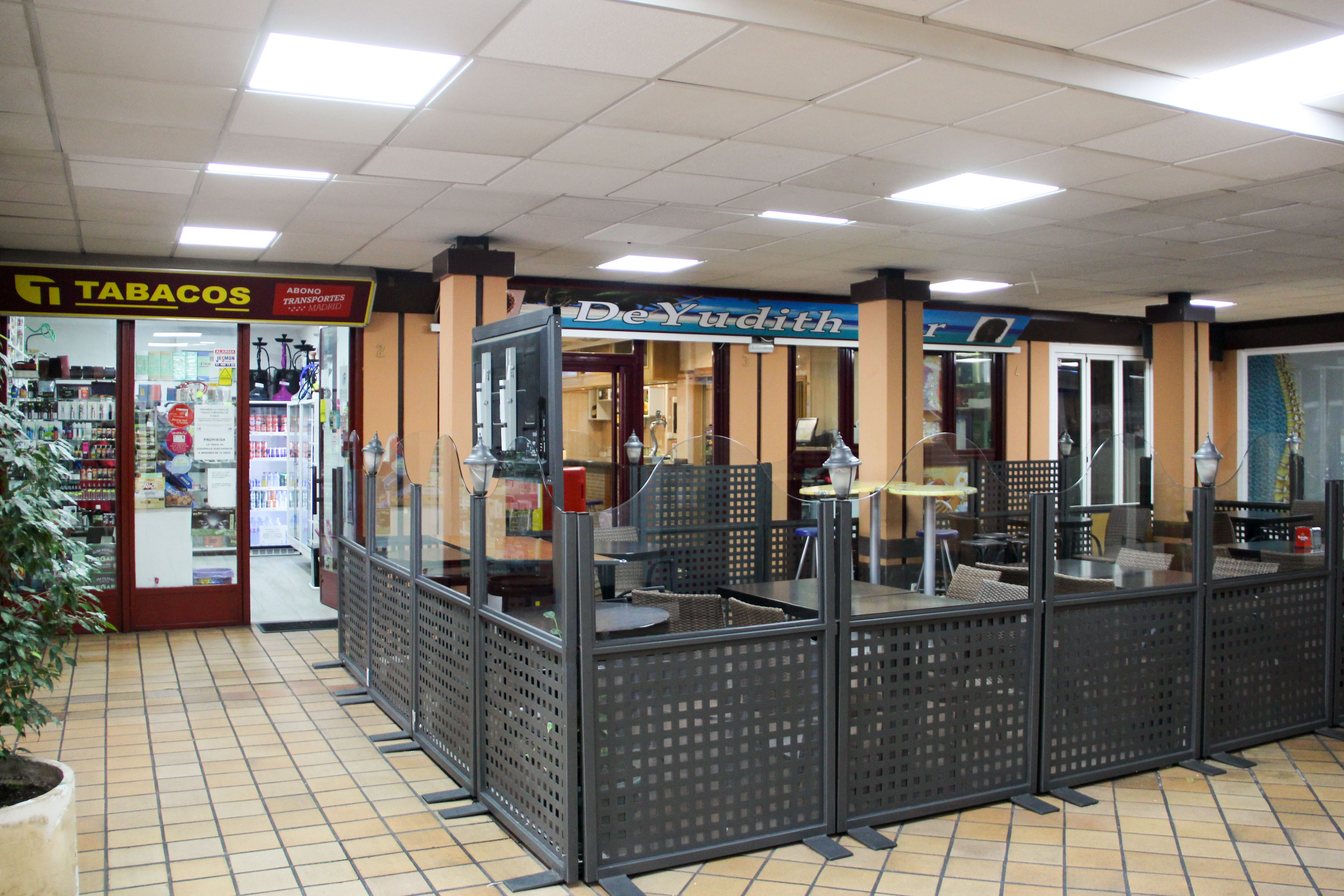 Restauración y servicios en el Centro Comercial Zoco de Villalba
