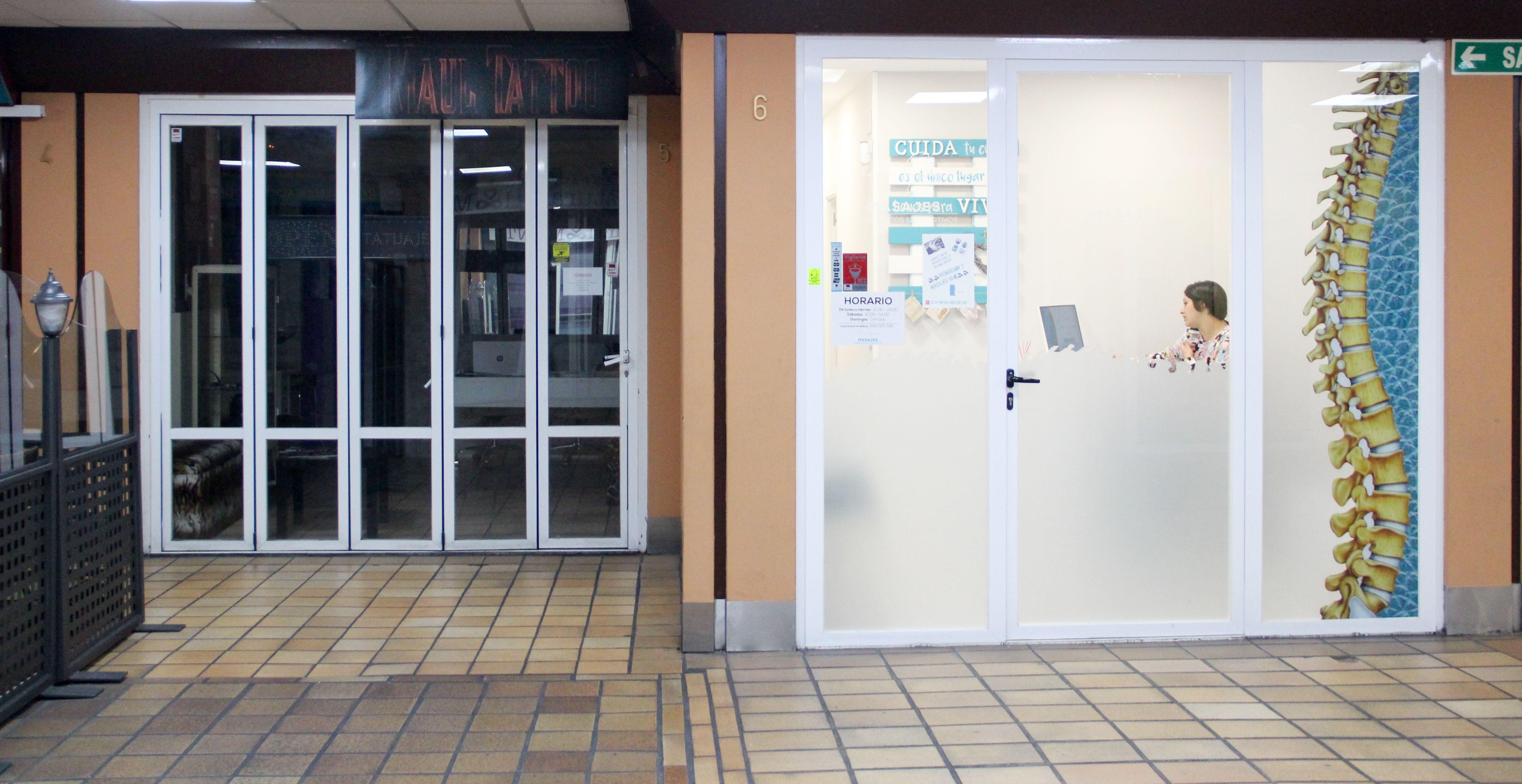 Visítanos en nuestro centro comercial en Collado Villalba
