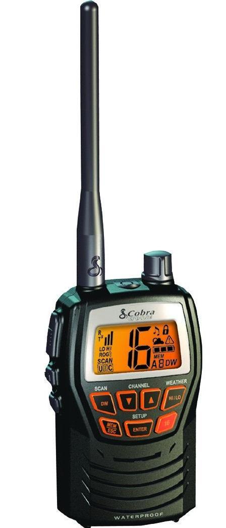 COBRA MR HH125: Catálogo de Olanni Electronics