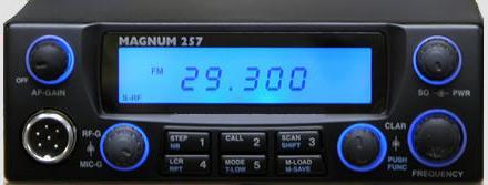 MAGNUM 257HP: Catálogo de Olanni Electronics