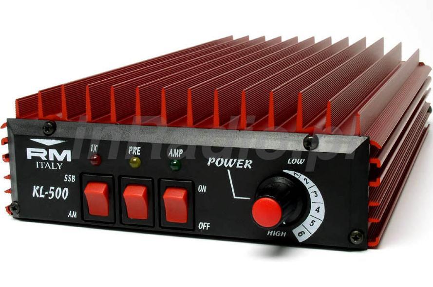 RM KL-500/24: Catálogo de Olanni Electronics