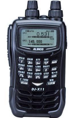 ALINCO DJ-X11: Catálogo de Olanni Electronics