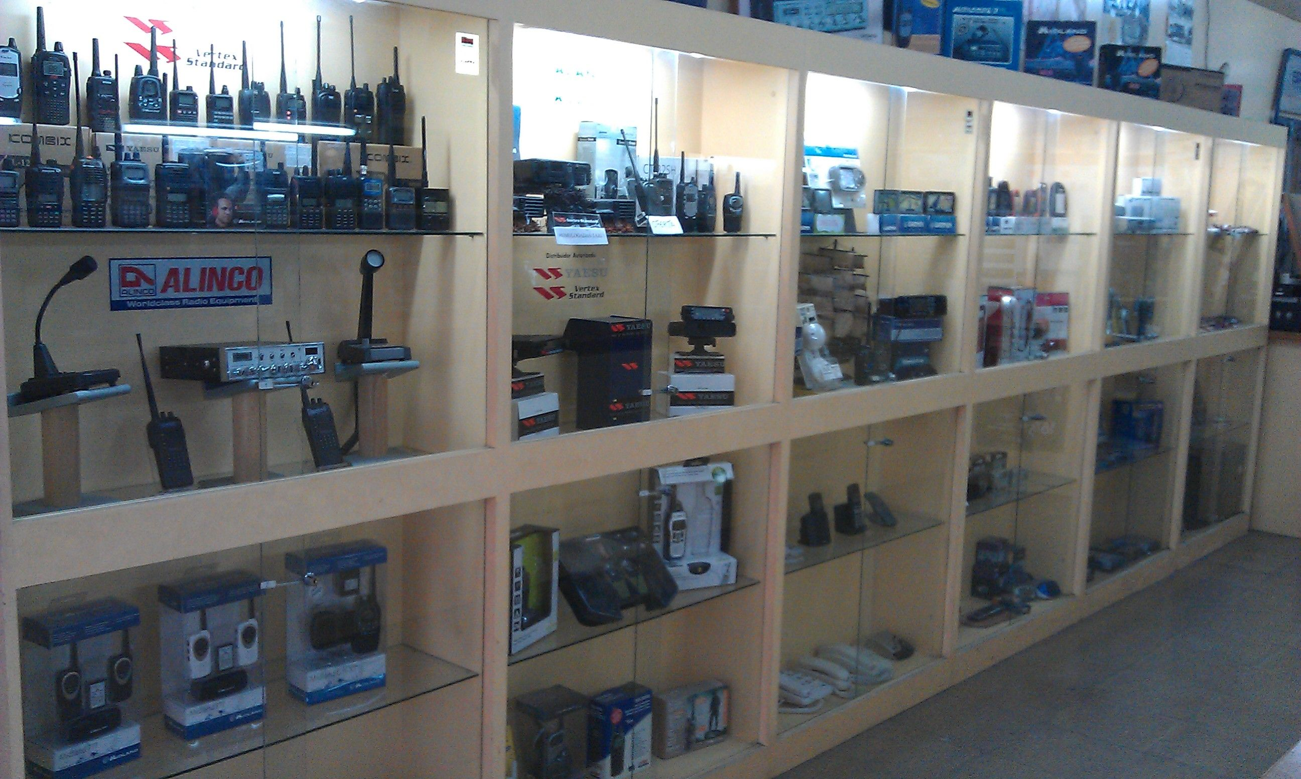 Foto 1 de Telefonía (equipos y reparación) en Barcelona | Olanni Electronics
