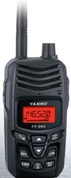 YAESU FT-252: Catálogo de Olanni Electronics