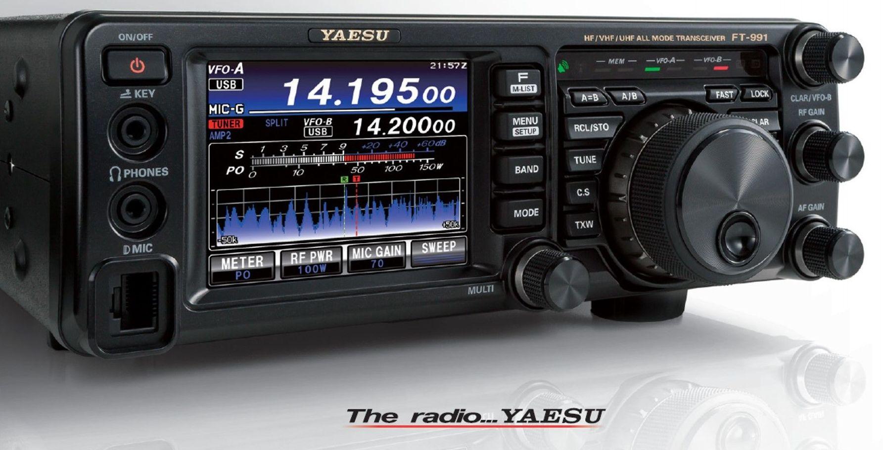 YAESU FT-991: Catálogo de Olanni Electronics