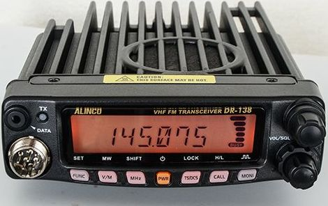 ALINCO DR-138 HE: Catálogo de Olanni Electronics